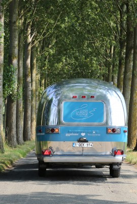 airstream 170 ans Yves Delorme